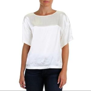 Vince Camuto Silky Relaxed Tee